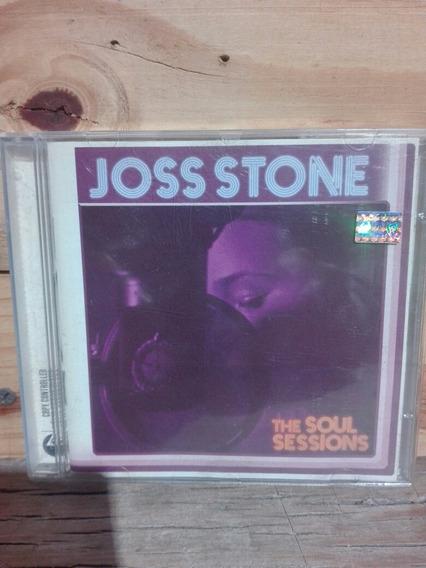 Cd Joss Stone The Soul Sessions Original 2003