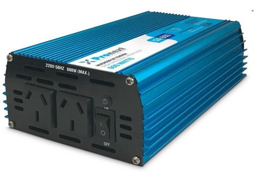Inversor Conversor Power Inverter 24vcc A 220vca 600 W
