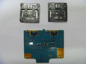 Slot De Cartão De Memoria Duplo Sd Card X Memory Stick