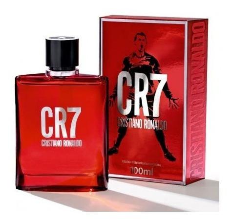 Cr7 Desodorante Colônia Masc Jequiti-100ml. Brinde Surpresa
