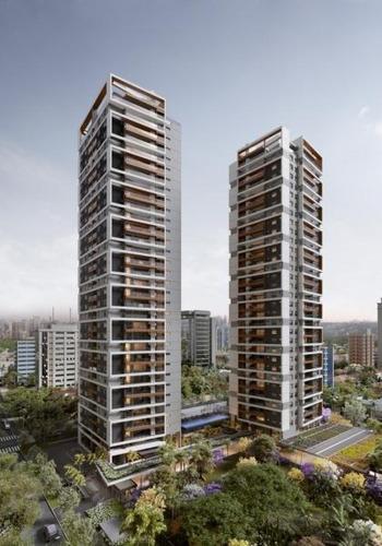 Apartamento Para Venda Em São Paulo, Cidade Monções, 3 Dormitórios, 3 Suítes, 4 Banheiros, 2 Vagas - Cap2846_1-1292520