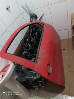 Porta Lado Direito Saveiro G5 G6 G7 Gol Duas Porta G6 Zerada