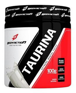Taurina - 100g - Body Action