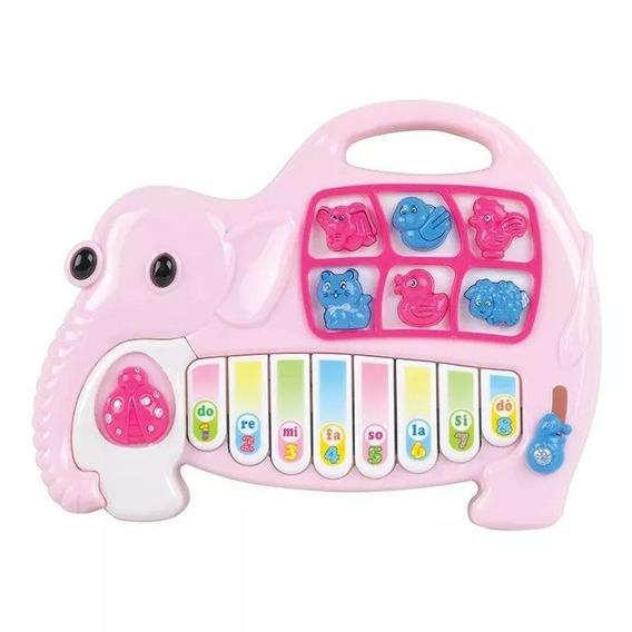 Piano Musical Elefante