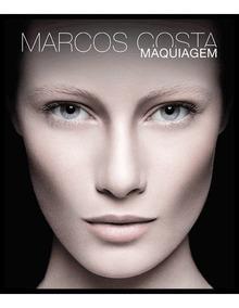 Livro Maquiagem Marcos Costa