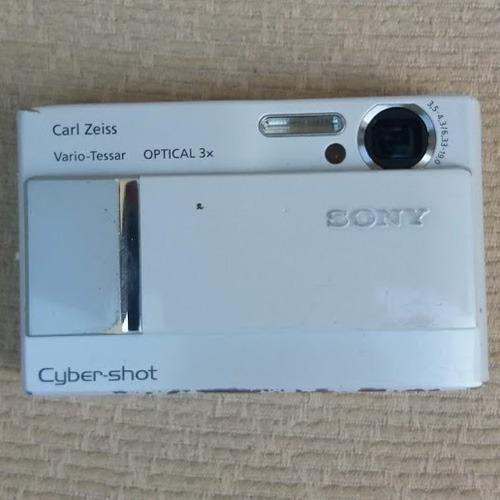 Câmara Digital Sony Cybershot Dsc-t10, 7.2 Megapixels.