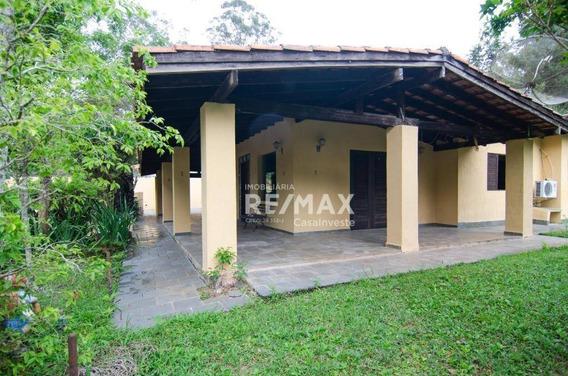 Chácara Residencial À Venda, Colonial Village (caucaia Do Alto), Cotia. - Ch0021