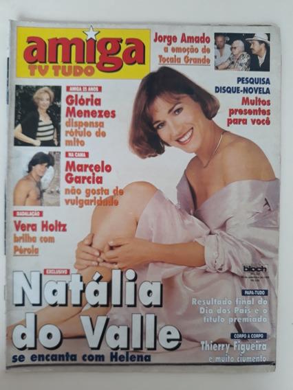 Revista Amiga 1322 Natália Do Vale Reginaldo Faria Antonelli