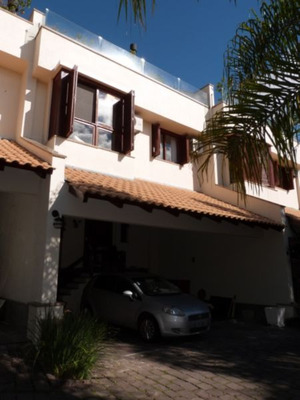 Casa Condominio - Vila Assuncao - Ref: 395638 - V-mi16871