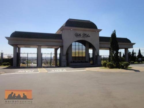 Imagem 1 de 1 de Terreno Residencial À Venda, Condomínio Villa Lobos, Parque Brasil 500, Paulínia. - Te0084