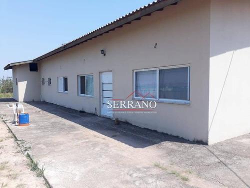 Chácara Com 4 Dormitórios À Venda, 7070 M² Por R$ 1.700.000,00 - Chácara São Bento - Vinhedo/sp - Ch0033