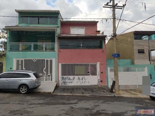 Casa Para Renda 2 Moradias - Ai21982