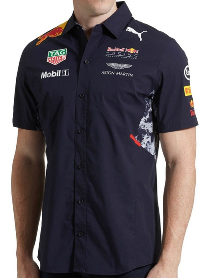 Camisa Red Bull 2017 Oficial F1 - A Pedido_exkarg
