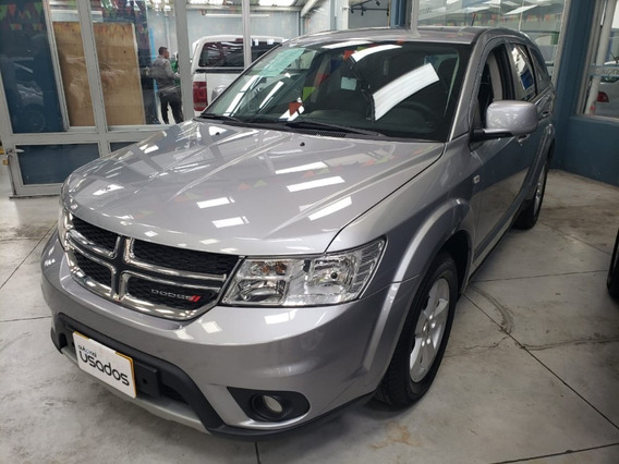 Gran Oportunidad!! Dodge Journey Se Fe 2.4 Aut 5p Glo429