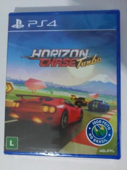 Horizon Chase Turbo - Jogo Nacional, Original E Lacrado- Ps4