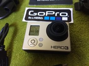 Câmera Go Pro Hero 3 Completa