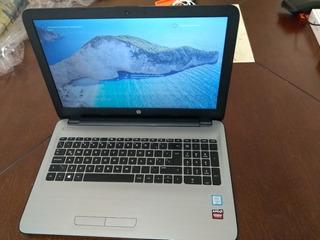 Laptop Hp 15-ay012la Intel Core I5, 240gb Sdd, 8gb Ram