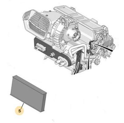 Filtro Polen Habitáculo Peugeot 407 2.0 16v Hdi