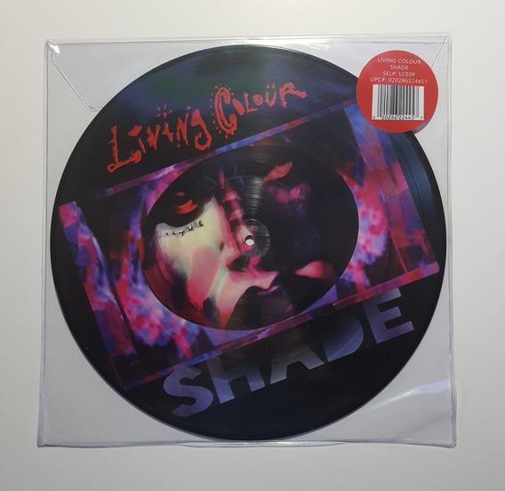 Living Colour - Shade Vinilo Lp Nuevo Picture Disc Europa