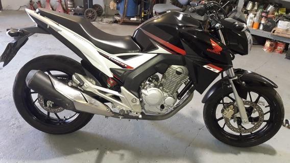 Vendo Honda Cb Twister