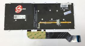 Teclado Dell Inspiron 14 7460 P74g Iluminação Brasil Ç