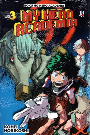 My Hero Academia 3 - Jbc 03 - Bonellihq Cx481 L19