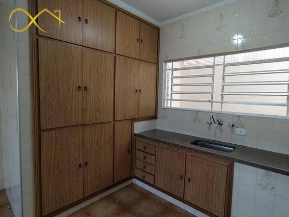 Casa Com 3 Dormitórios Para Alugar, 140 M² Por R$ 1.800,00/mês - Santa Cecília - Paulínia/sp - Ca1143