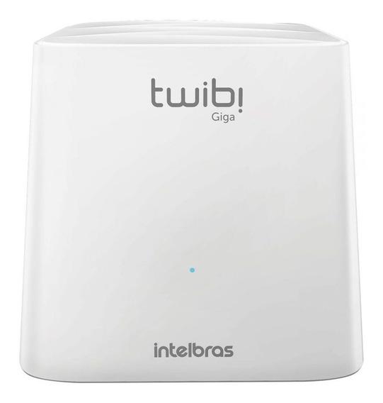 Roteador Mesh Twibi Giga C/ 2 Pack Intelbras