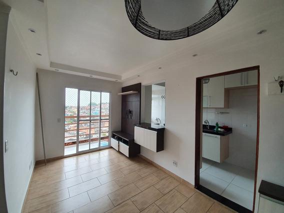 Apartamento Para Alugar 49m² - 2 Dorm. - Jd Vista Alegre - Embu Das Artes - 934 - 68131616