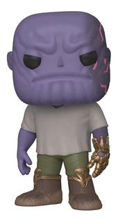 Figura Funko Pop Marvel Endgame - Thanos In The Garden