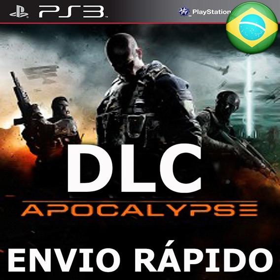 Dlc Apocalypse Cod Bo2 - Ps3 Psn*