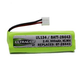 Batería Pila Teléfono Inalámbrico 2.4v Battery Master