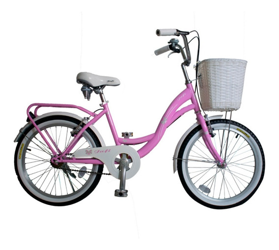Bicicleta Jafi Vintage Lady De Paseo Para Niñas Aro 20