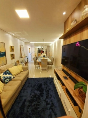 Lindo Apartamento Na Vila Milton, 2 Dorm, 1 Suíte, 1 Vaga, 58 M² - 1398