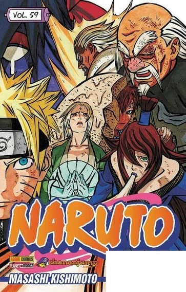 Naruto Pocket N° 59