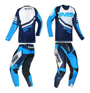 Calça Camisa Off Road Ims Sprint Equipamento Motocross Bike