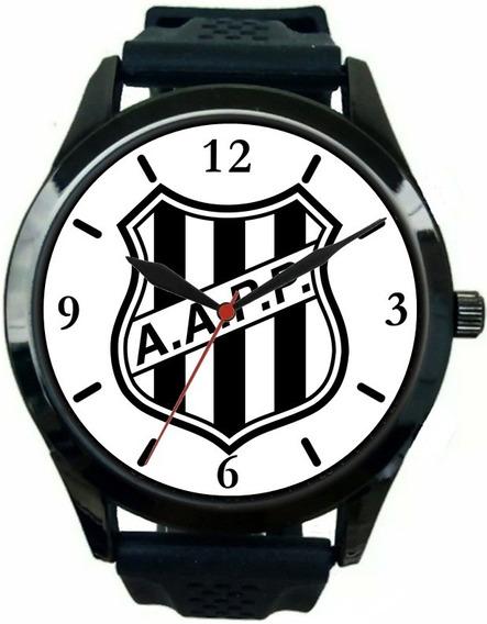 Relógio Pulso Ponte Preta Barato Masculino Esportivo