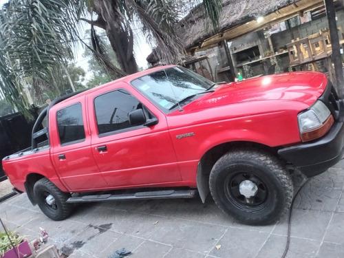 Imagen 1 de 11 de Ford Ranger 2.5 Xlt I Dc 4x4 2000