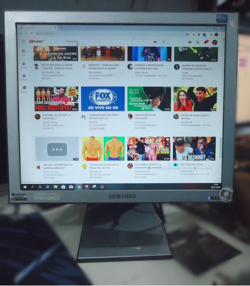 Monitor Samsung 750b S Ls17cibqsq/xaz