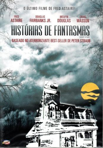 Imagem 1 de 2 de Dvd Histórias De Fantasmas (1981) - Classicline - Bonellihq