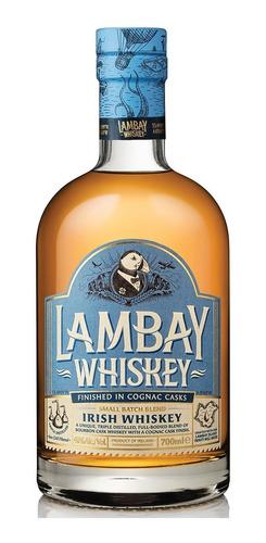 Whisky Lambay Small Batch Cognac Cask Finish 700ml