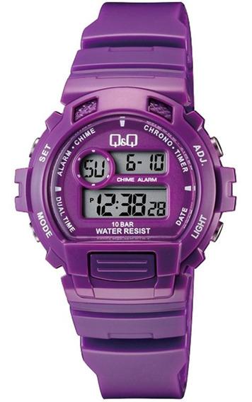 Relógio Q&q By Japan Unissex M153j003y C/ Garantia E Nf