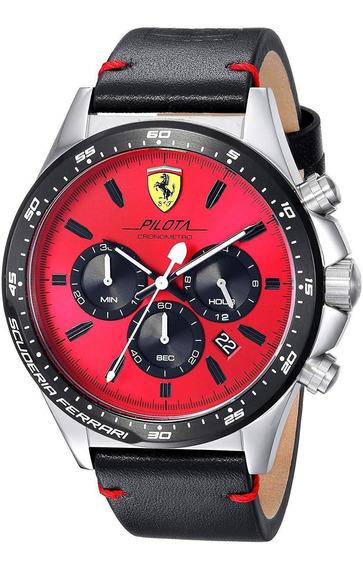 Relógio Ferrari Scuderia Pilota 0830387