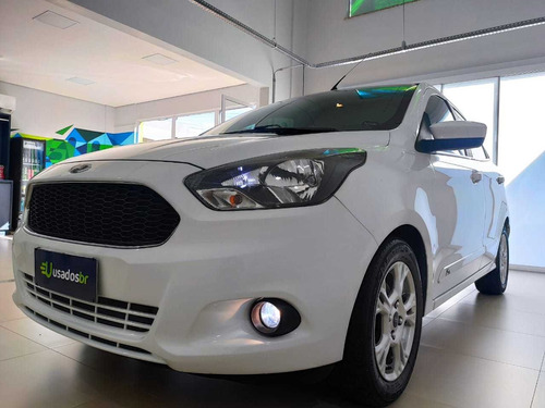 Ford Ka 1.0 Sel Flex 4p
