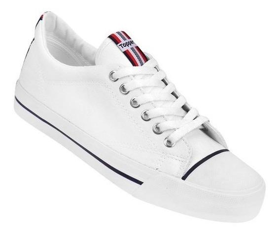 Zapatillas Topper Profesional Lona ***varios Colores***