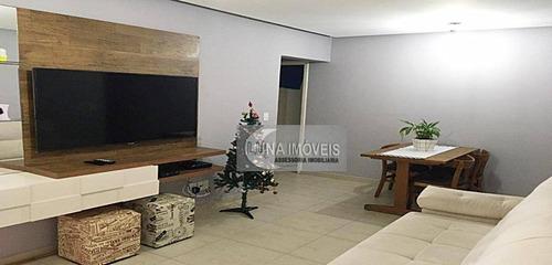 Imagem 1 de 30 de Apartamento Com 2 Dormitórios À Venda, 75 M² Por R$ 330.000,00 - Jardim Três Marias - São Bernardo Do Campo/sp - Ap3078