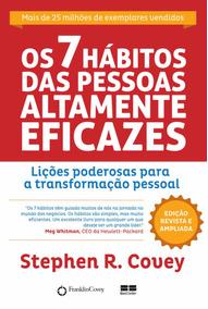 Livro Os 7 Hábitos Das Pessoas Altamente Eficazes - Digital
