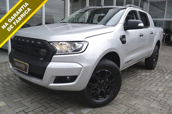Ford Ranger Limited 3.2 4x4 Tb Diesel Aut