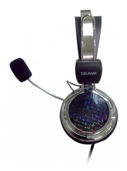 Fone De Ouvido C/ Microfone - Headset - Hifi - Super Bass