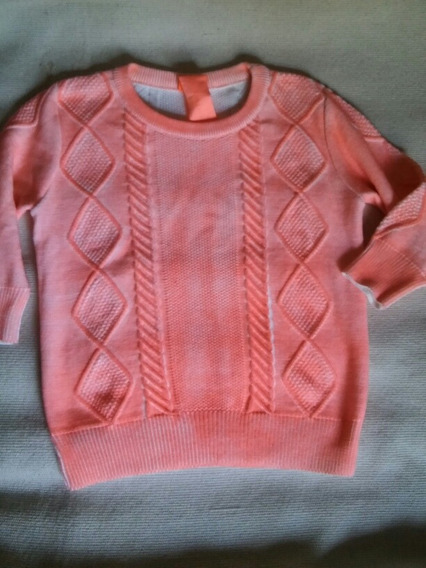 Sweater Complot Hilo Fluo Tb Rapsodia Ksk Cher